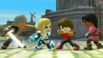 Ahora Super Smash Bros en Wii U permitirá el uso de Mii's #E32014