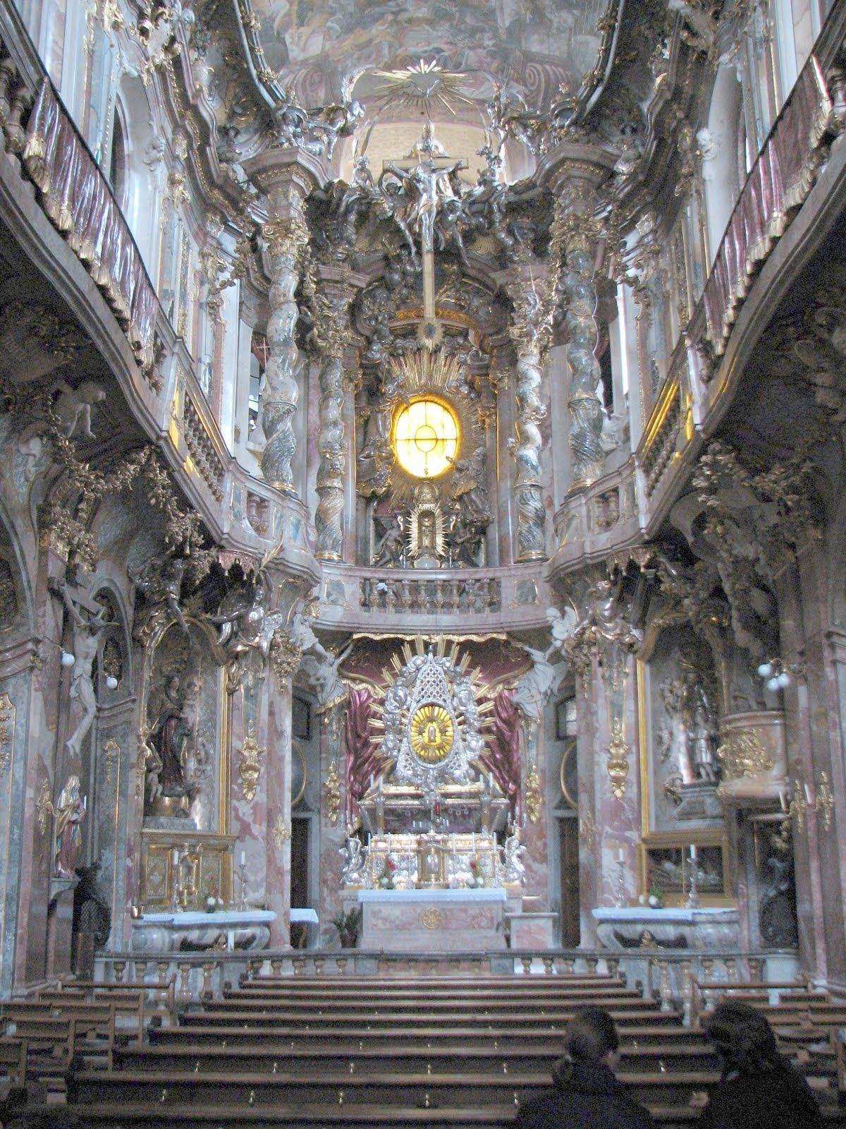 Bavarian Baroque Baroque Architecture Architecture Layout Architecture
