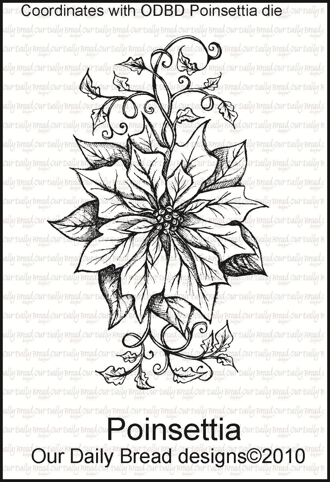 Poinsettia top of banner opposite corner | tattoo | Pinterest ...