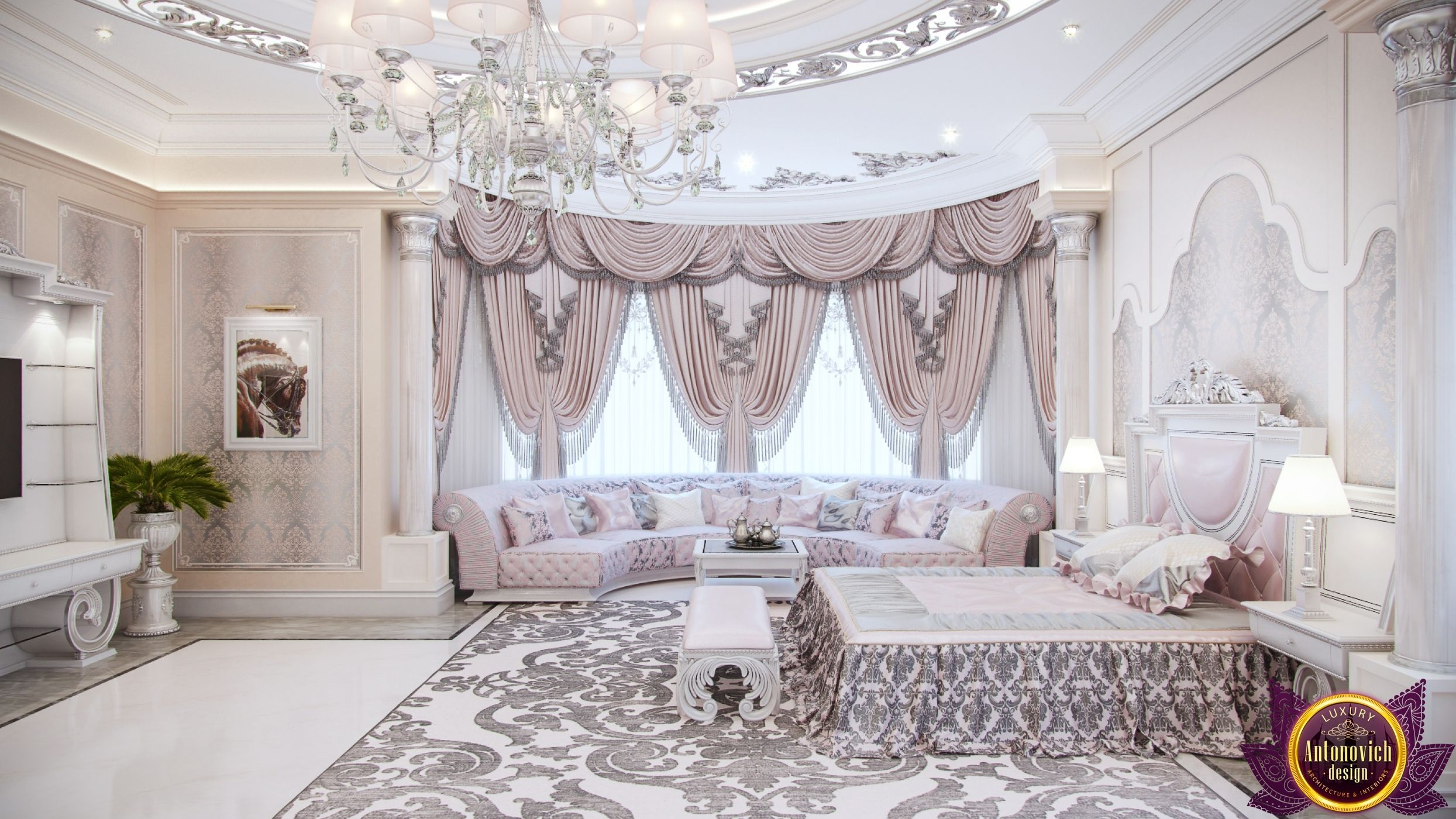Villa Interior Design in Dubai, Luxury Villa Design in Sharjah