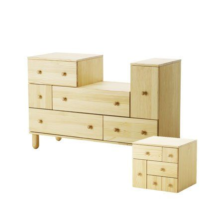commodes ikea ps ikea ps ikea commode ikea et marie claire maison. Black Bedroom Furniture Sets. Home Design Ideas