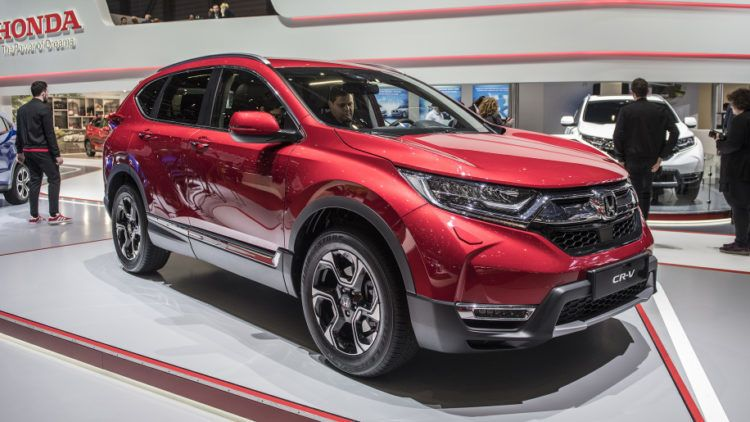The Top 10 Suvs To Look Out For In 2020 With Images Honda Crv