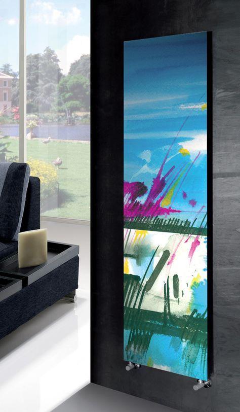 Radiatori Caloriferi Termosifoni per bagno cucina soggiorno | sala ...