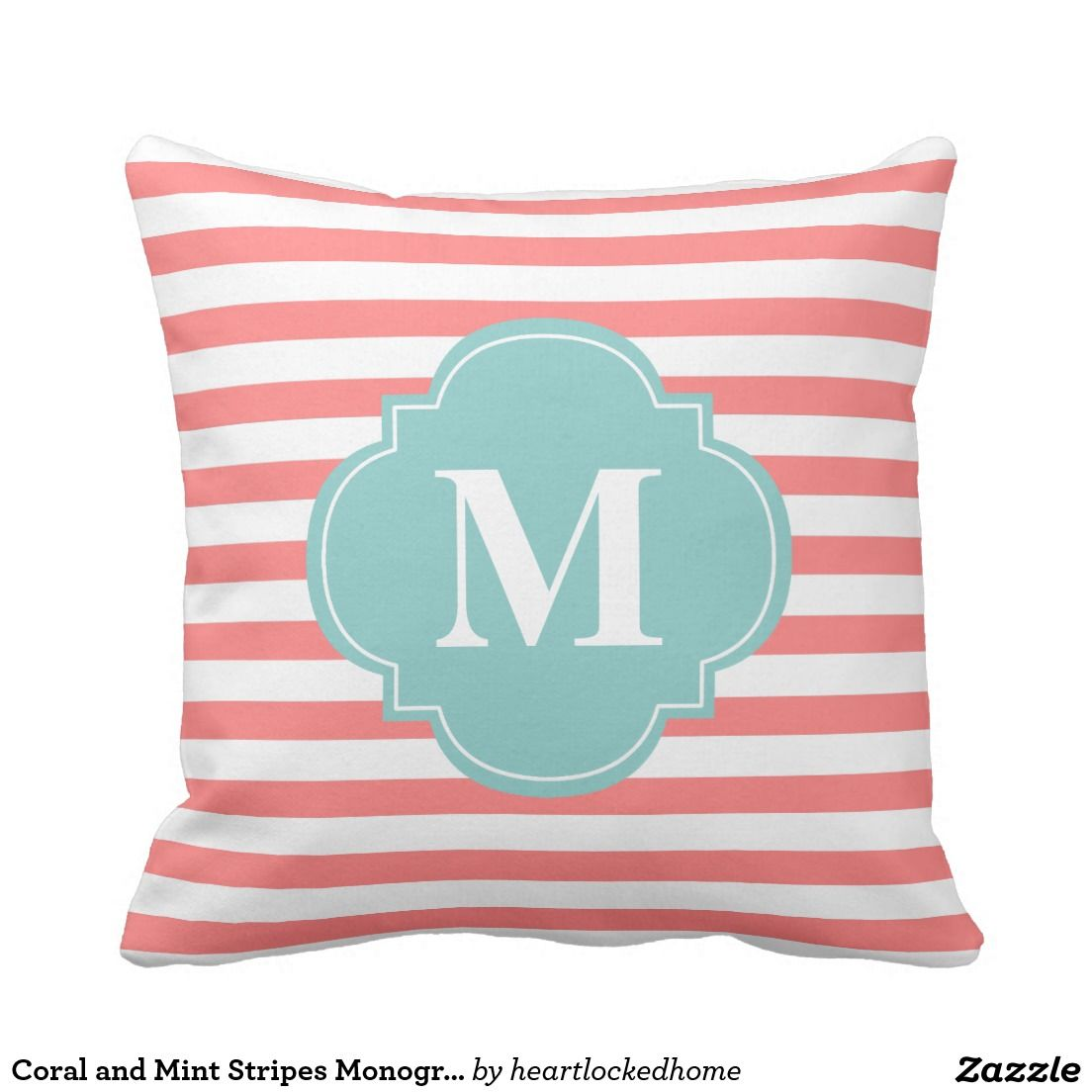 colorblock pillows stripe striped mint il pillow listing fullxfull zoom set navy blue