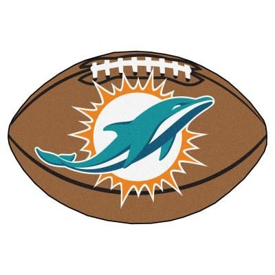FANMATS NFL Miami Dolphins Photorealistic 20.5 in. x 32.5