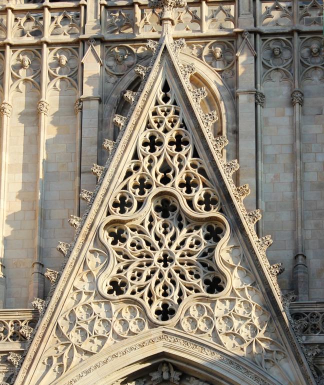 Gothic Architecture Patterns