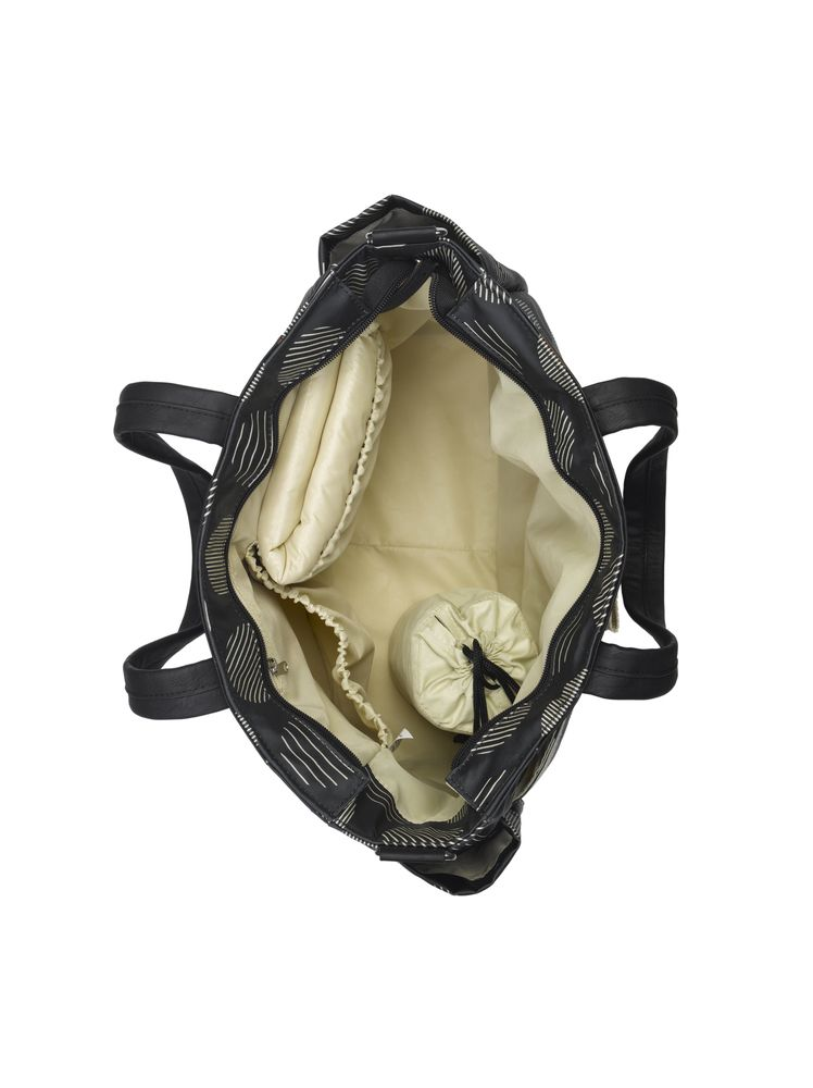 9020c4f238582 Babymel Cara Stripe Nappy Bag - Navy   Babymel   Bags, Changing bag ...