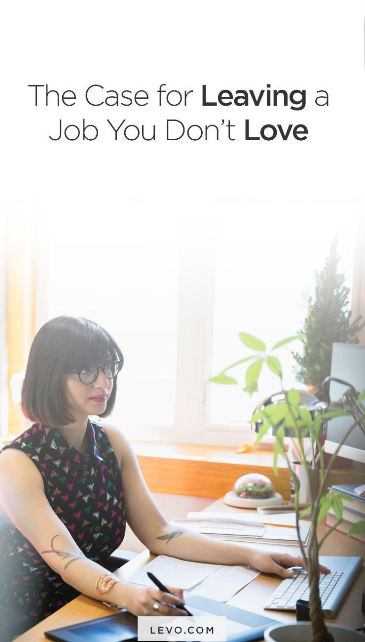 Read Author Tess Vigeland's helpful advice - levo.com