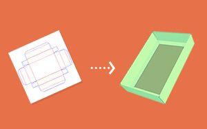 Origami - 3D dieline folding plugin for Adobe Illustrator