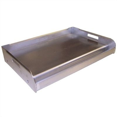 Little Griddle Innovations Griddle Q Medium Full Size Stainless