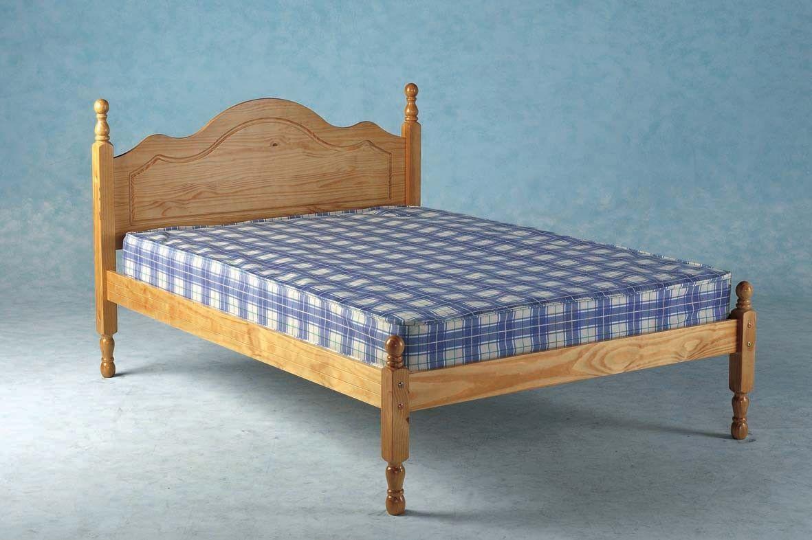 Newworld Boys Prince 3ft Single Bedstead Single Wooden Bed