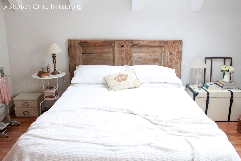 Shabby Chic Interiors: La mia camera da letto | my home | Pinterest ...
