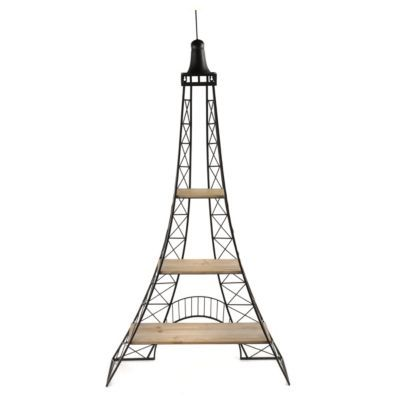Eiffel Tower 3 Tier Shelving Unit Kirklands Paris Themed Room Paris Decor Bedroom Paris Themed Bedroom