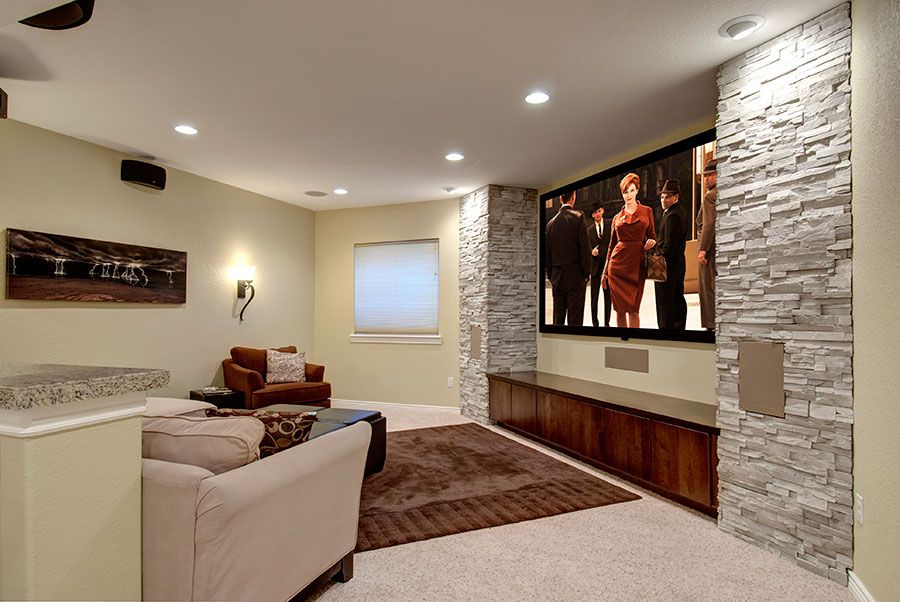 Basement Home Theatre Ideas Property 23 basement home theater design ideas for entertainment