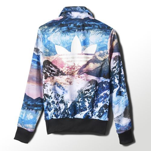 genuine shoes best cheap unique design Veste Firebird Mountain Clash adidas | adidas France | Mode ...
