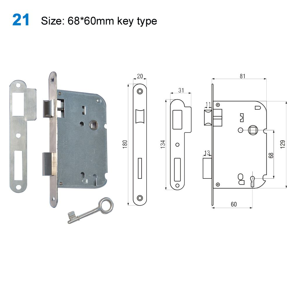 Lock Body Door Handle Lock Lock Mechanism Conjuntosde