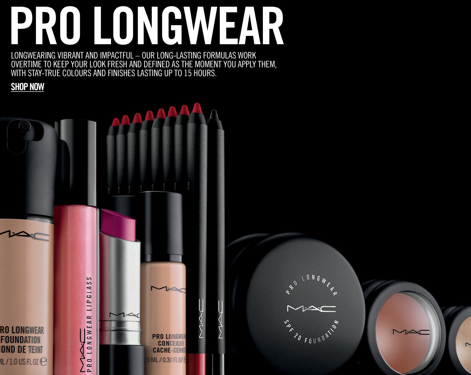 Pro Longwear Cosmetics brands, Mac makeup eyeshadow, Top