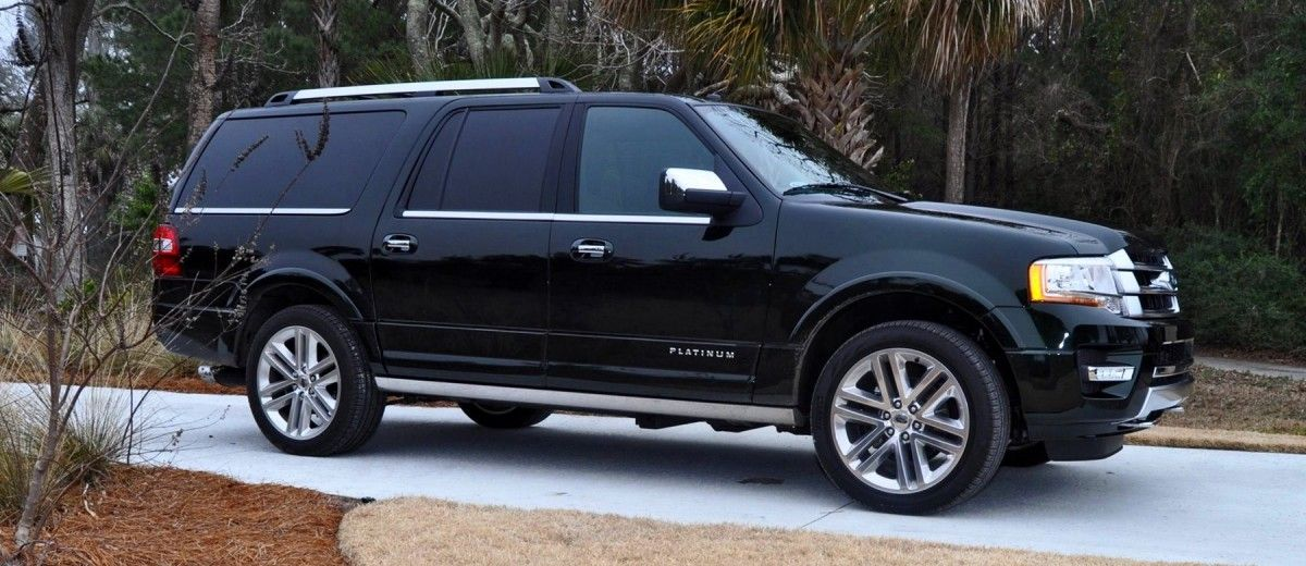 2015 Ford Expedition Review With Images Ford Expedition Ford Expedition El Expedition