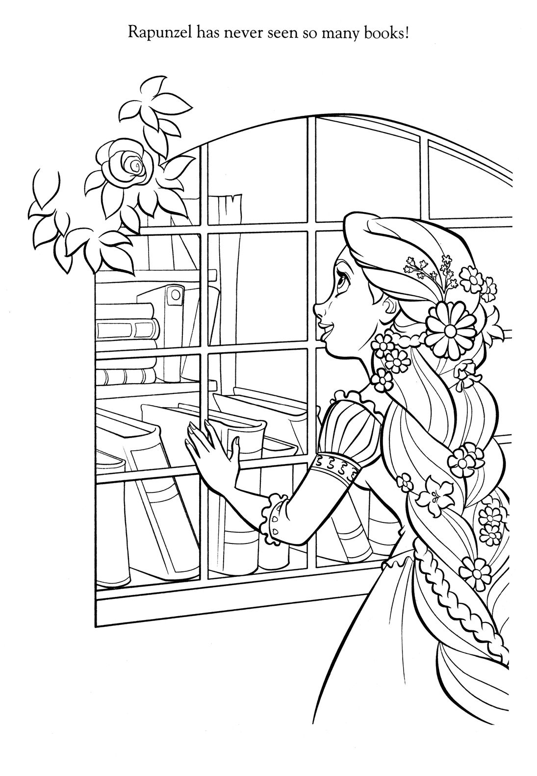 Disney coloring pages coloreable pinterest tangled coloring