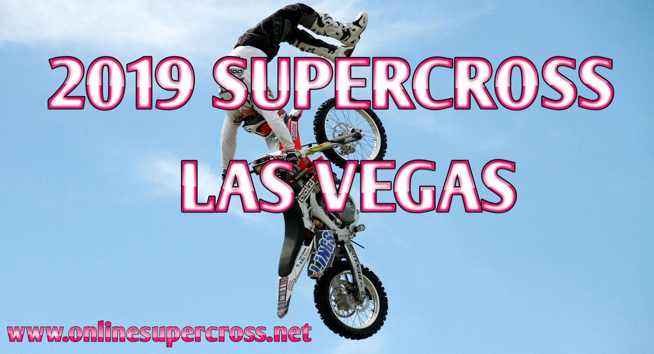 Lasvegas Final Round 2019 Live Streaming Supercross Las Vegas