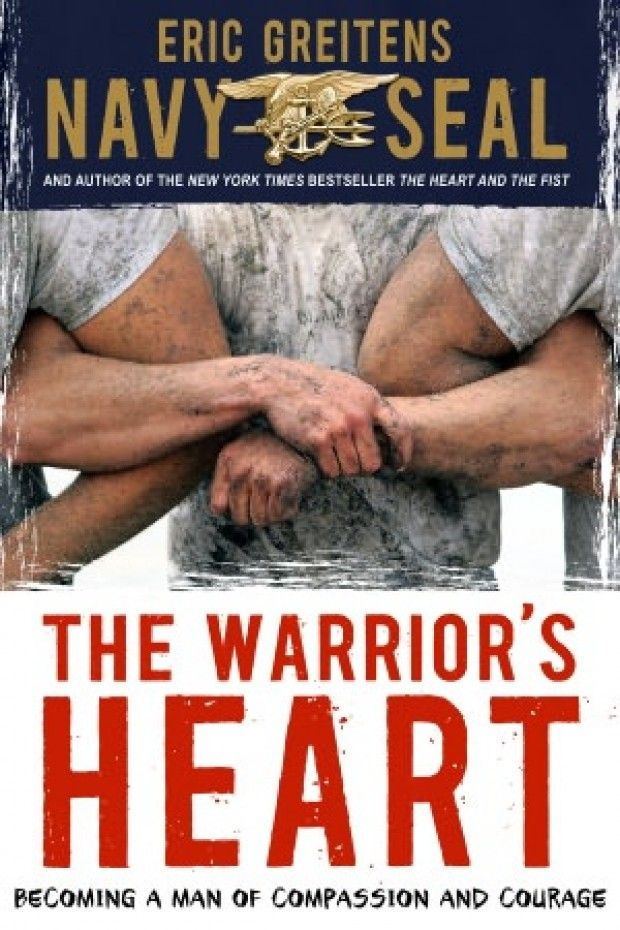 I loved everything about this book. What a hero, in every sense if the word. 'The Warrior's Heart' by Eric Greitens