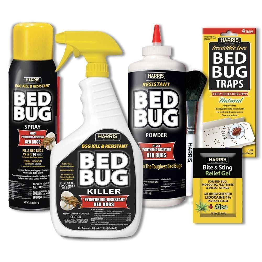 Insect Repellent Sprays 181038 Egg Kill And Resistant Bed