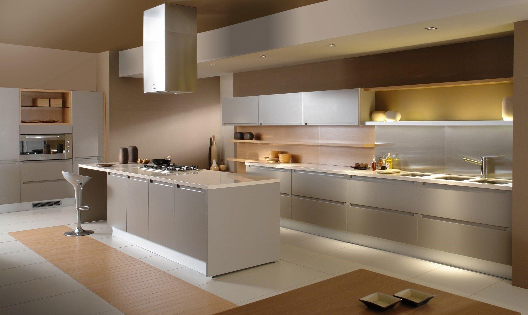 Una Propuesta Contempor Nea Para Satisfacer Exigencias De  # Muebles Sencillos Para Cocina