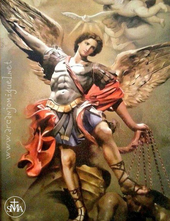 Quem Como Deus Arcanjo Anjos E Arcanjos Anjo Da Guarda