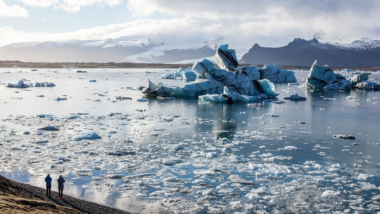 An end in sight for the employment ice age good first
