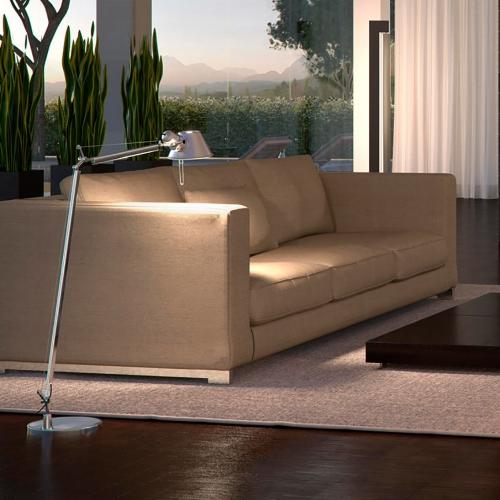 Lamparas De Pie Puntoluz Home Decor Outdoor Sofa Interior