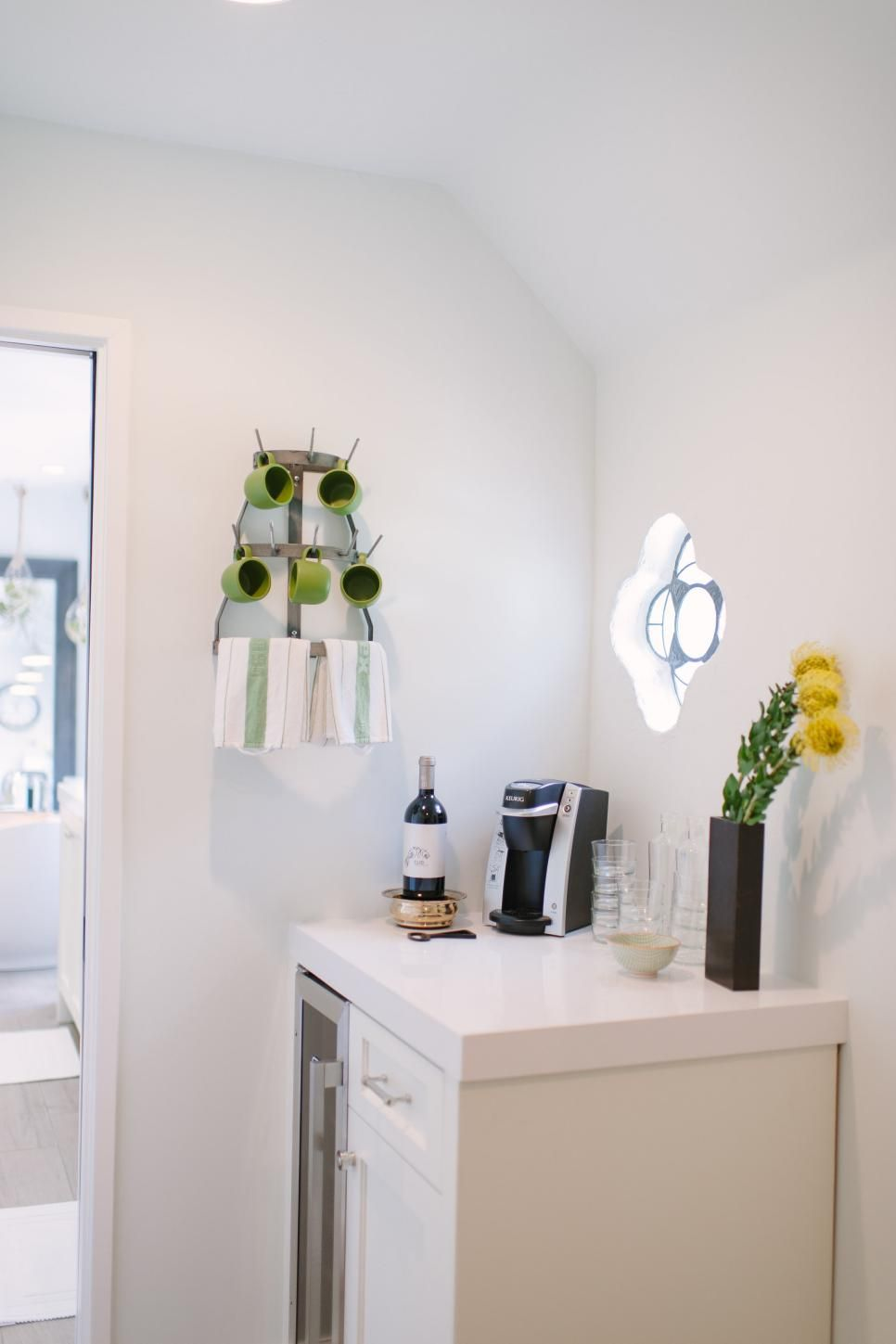 modern master suite with coffee station  bathrooms  pinterest . modern master suite with coffee station