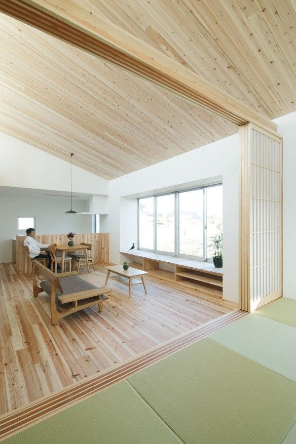 Minimalist 778 Sq Ft Japanese Family Small House Little Boxes