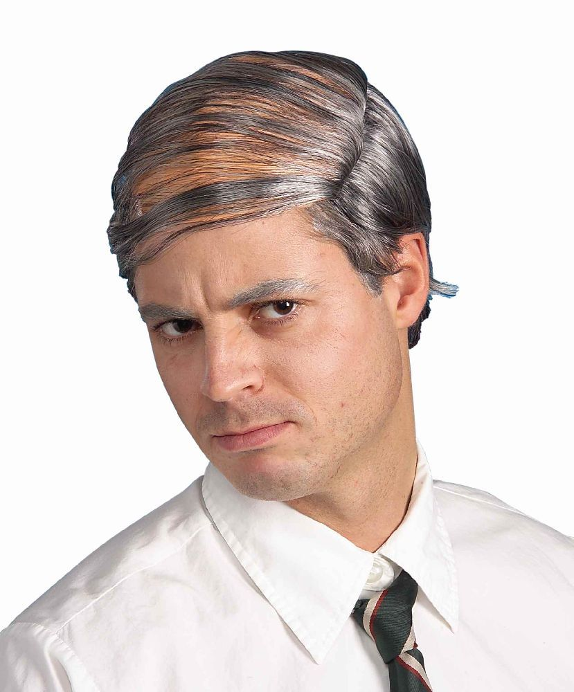 Comb Over Wig Wigs Mens Wigs Costume Props