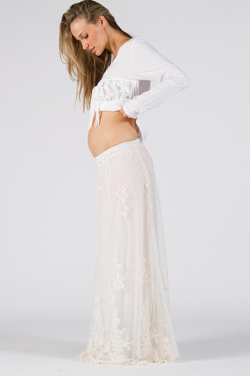 Brocade maternity maxi skirt cream fillyboo boho inspired brocade maternity maxi skirt cream fillyboo boho inspired maternity clothes online ombrellifo Image collections