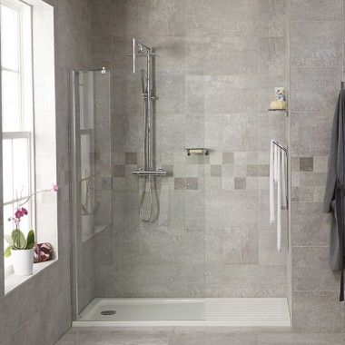 Walk In Showers  Large Luxury Shower Enclosures at Low
