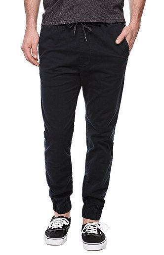 10ff434608 Bullhead Denim Co Dillon Skinny Chino Jogger Pants at PacSun.com ...