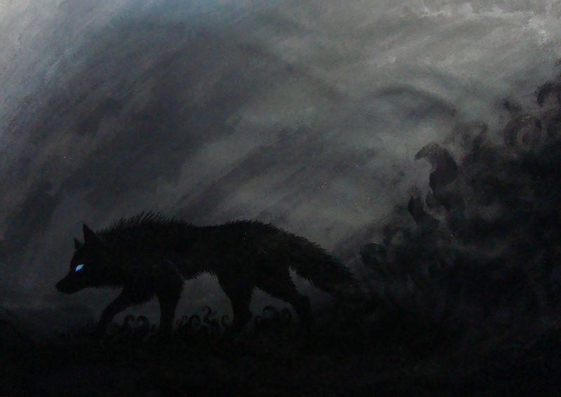 снимки нужно картинки волк уходит из стаи крыльев пустоты судно