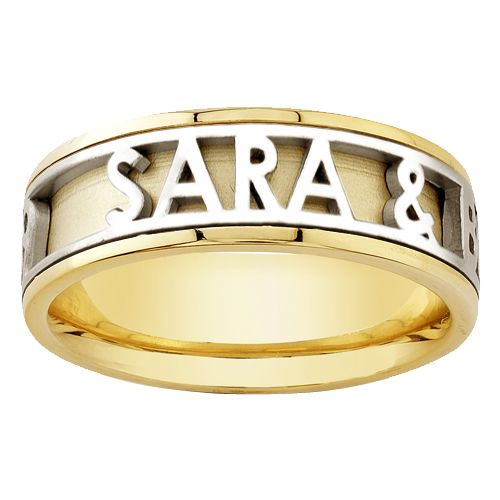 fresh personalized wedding ring with personalized wedding rings - Personalized Wedding Rings