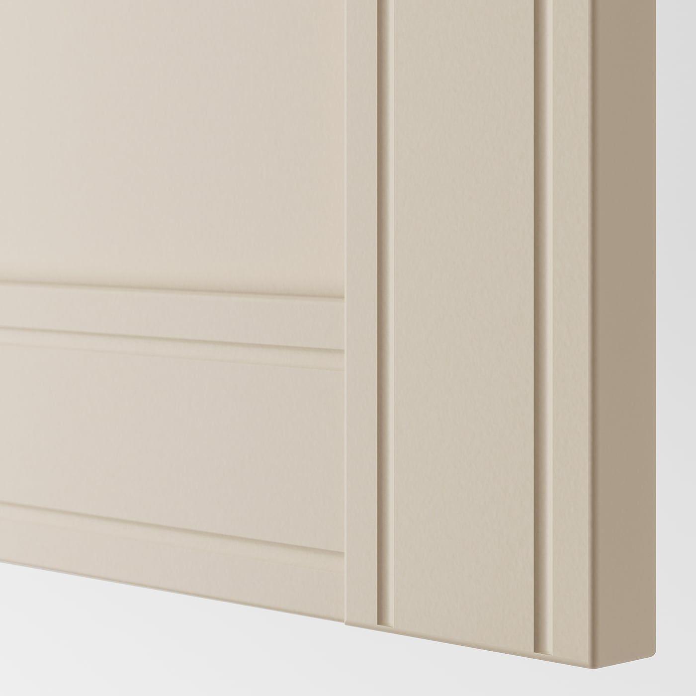 PAX white, Flisberget light beige