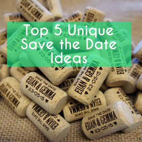 Unique Save the Date Ideas | Our Beautiful Day | Pinterest | Them ...
