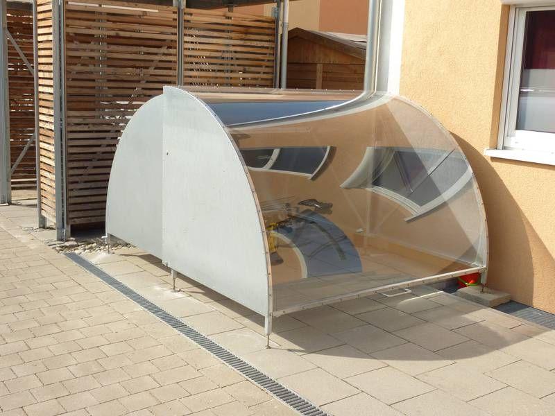 fahrrad garage abschlie bar fahrradgarage pinterest garage fahrr der und fahrradgarage. Black Bedroom Furniture Sets. Home Design Ideas