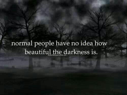 49+ True darkness info