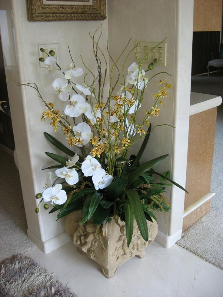 Interesting Idea For Artificial Flowers Artificial Materials In