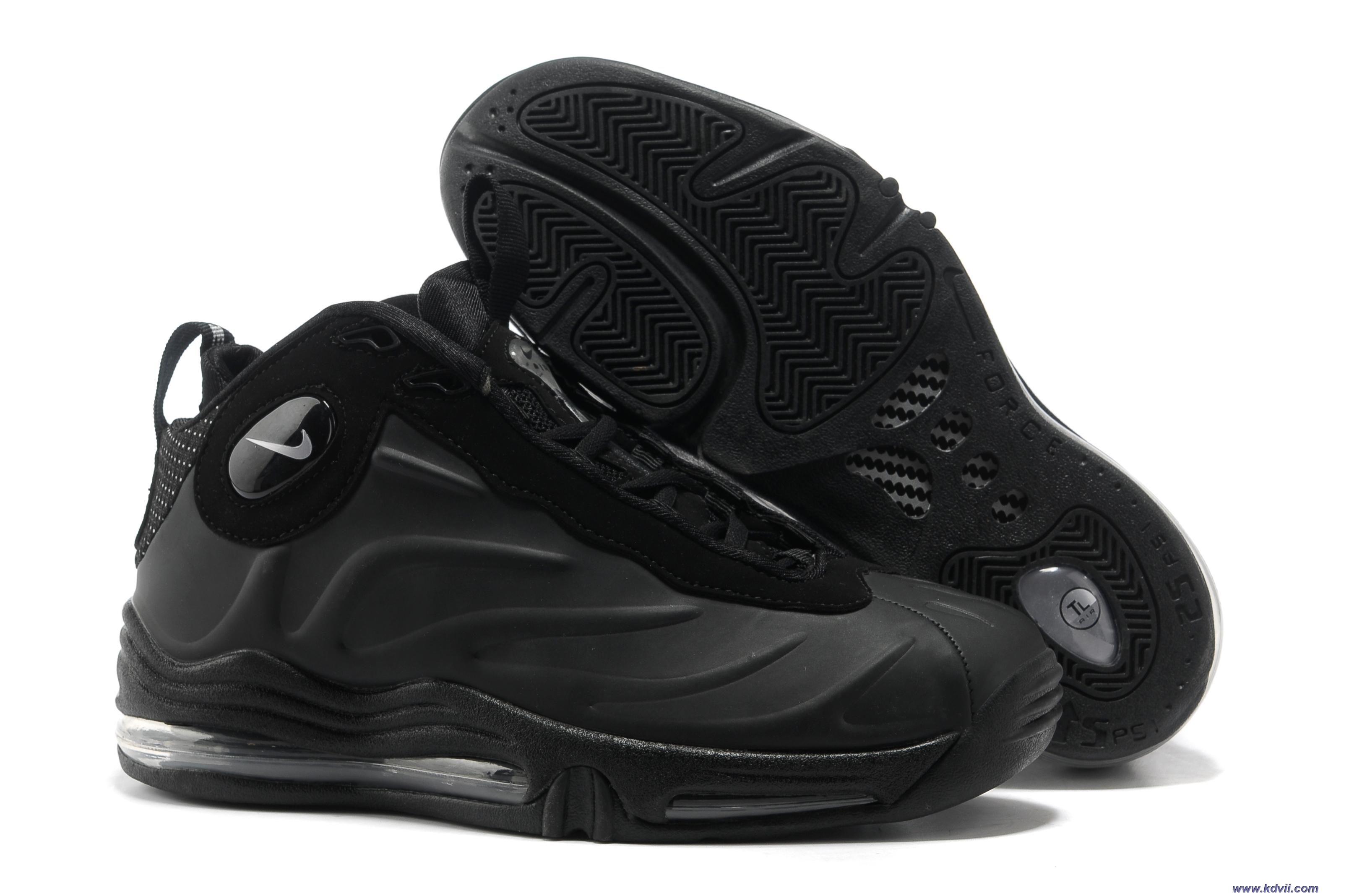 931fd29cd1a5c Black Black-Anthracite Nike Air Total Foamposite Max Sale