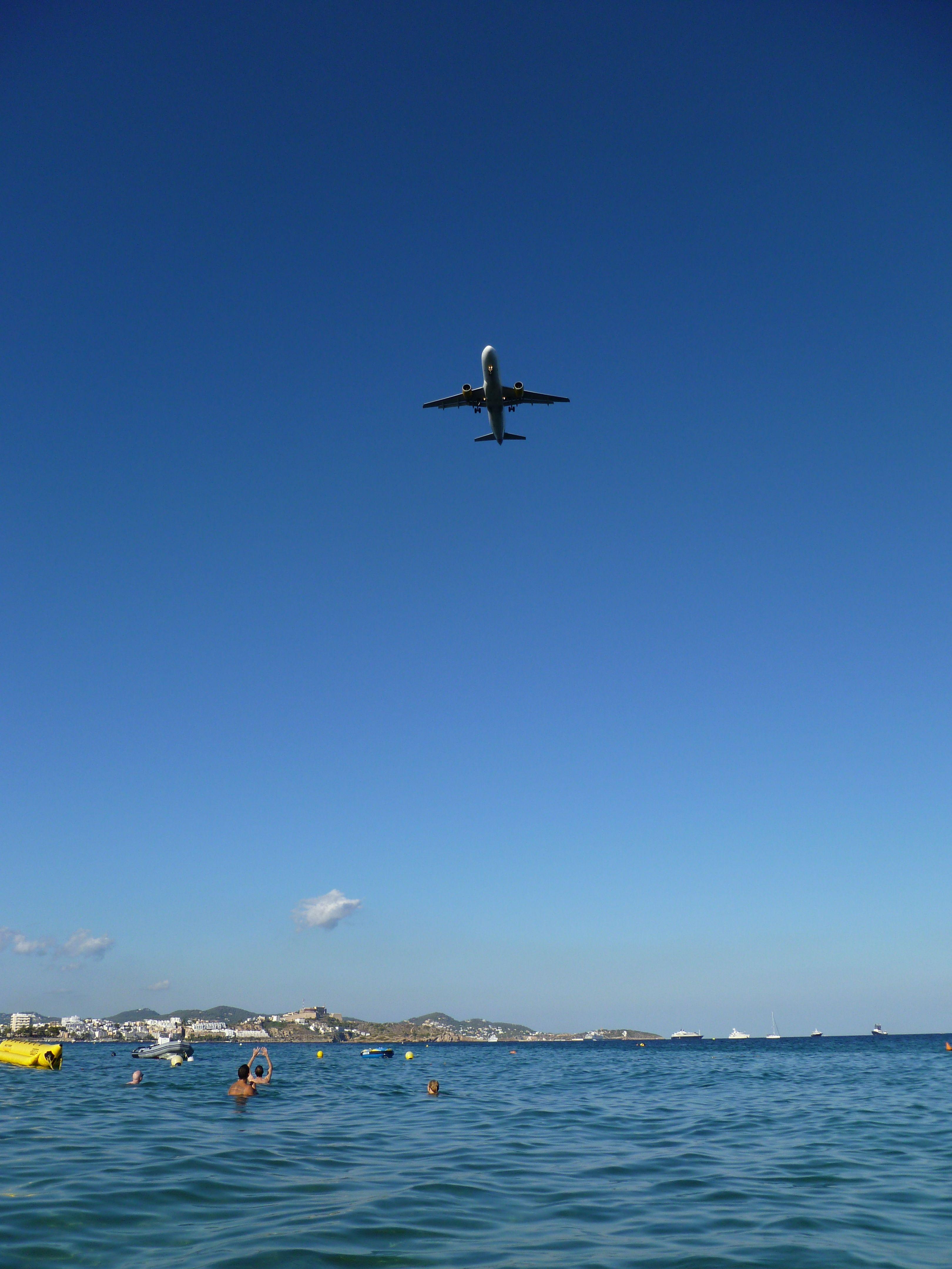 Playa den Bossa- Ibiza, Spain