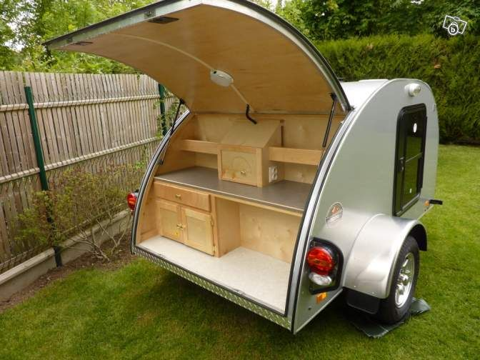 abridoo fr teardrop caravane alpina 7300 teardrop pinterest caravane. Black Bedroom Furniture Sets. Home Design Ideas