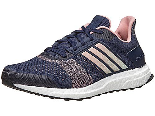 Adidas Ultra Boost ST Running Shoe Womens Midnight GreyStill