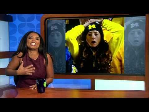 Image result for jemele hill michigan