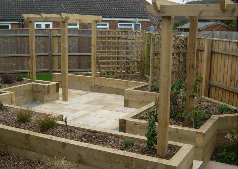 Modern Back Garden Design Back Garden Design Garden Design Back Gardens