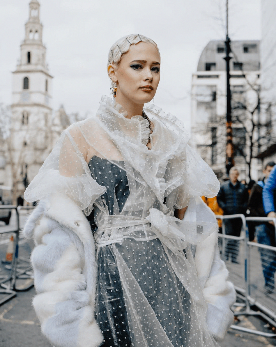 The Best Street Style From Fall 2019 Fashion Weeks – Stylefullness #WomensFashionEdgy